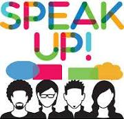 Logo SPEAK UP